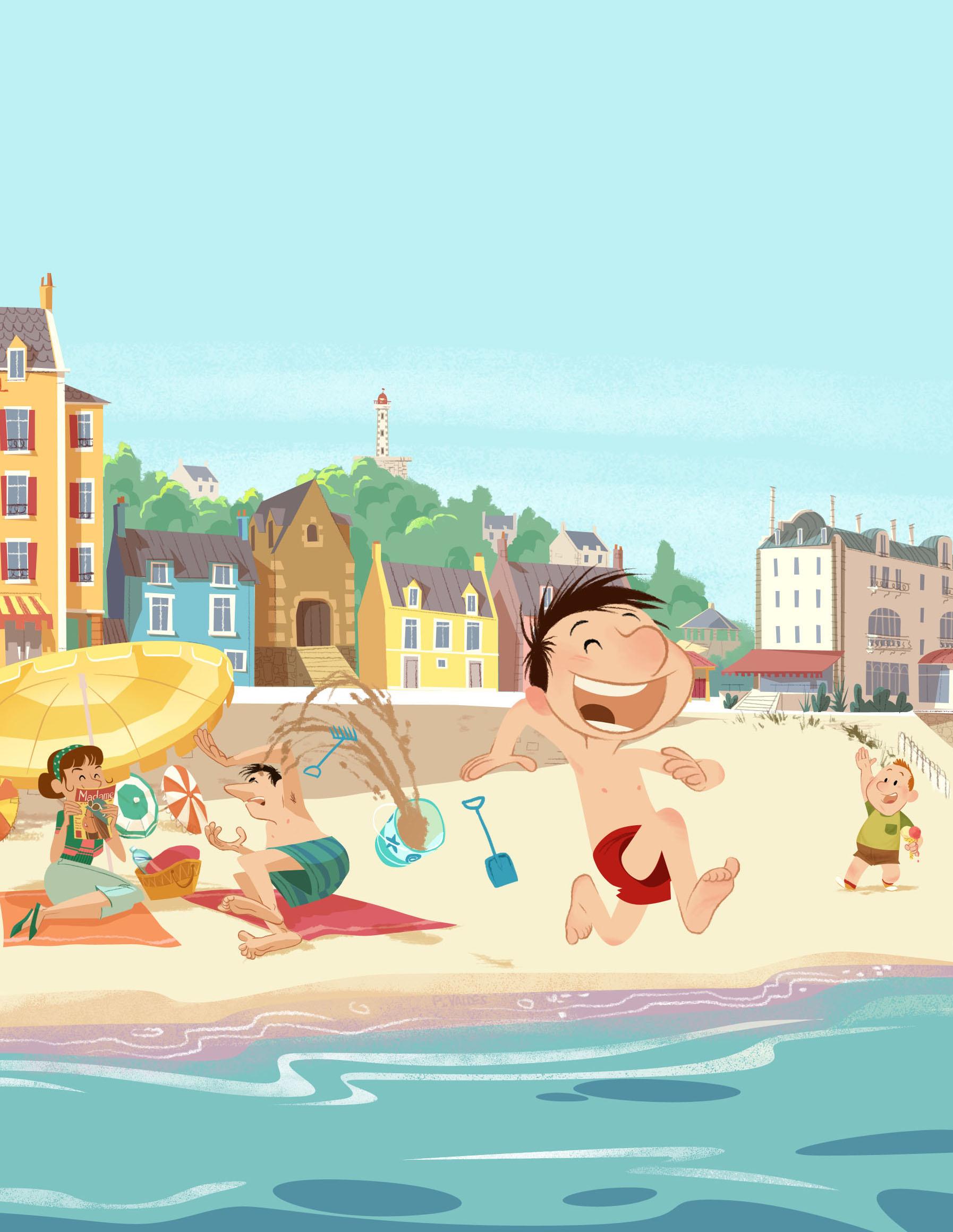 Le Petit Nicolas : tous en vacances !