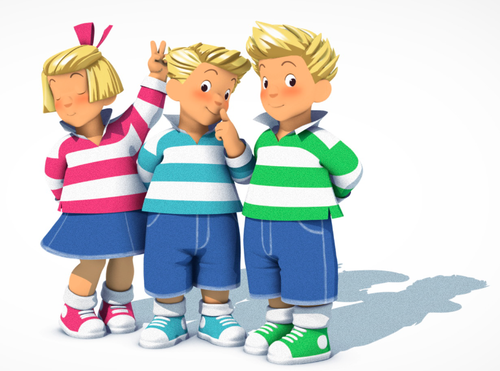 The Triplets Media Valley